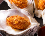 ふっくら牡蠣フライ定食