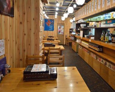 浜焼太郎 神戸駅前店 店内の画像