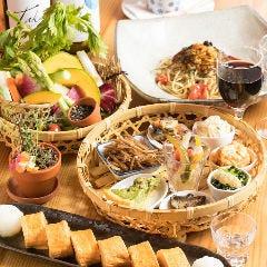 大阪福島 オールミート 肉の穴