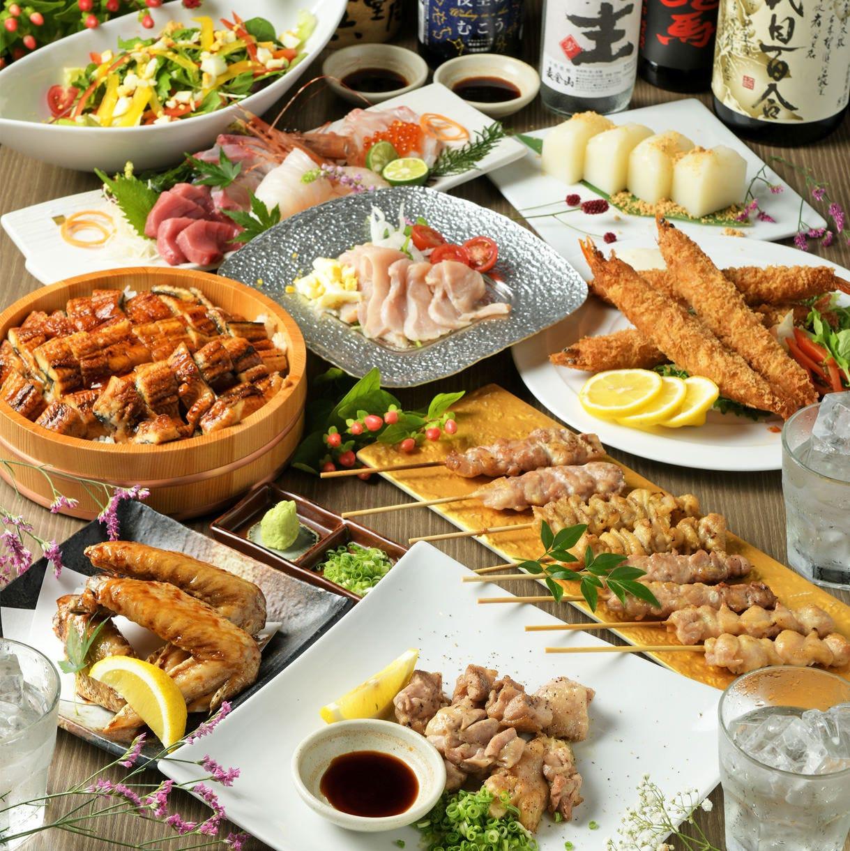 おすすめは様々な味を楽しめる手こねつくね串★違う味に冒険も◎