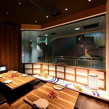 完全個室 名古屋コーチン 新鮮魚介 地鶏坊主 岩倉駅前店  店内の画像