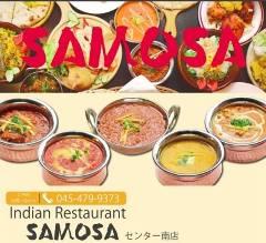インド料理 サモサ