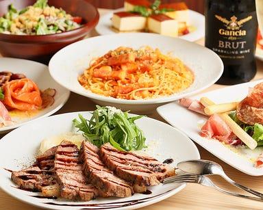 肉炙り寿司食べ放題×肉バル BRUNO 名古屋駅店 コースの画像