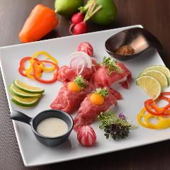 肉炙り寿司食べ放題×肉バル BRUNO 名古屋駅店