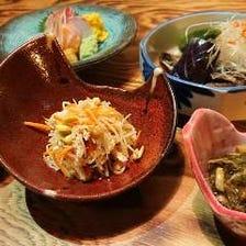 新鮮食材を使った津軽の郷土料理