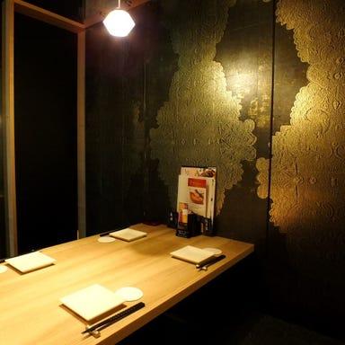 全席個室 鮮や一夜 恵比寿東口駅前店 店内の画像