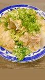 和牛スジ肉とコンニャク煮 〜ポン酢〜