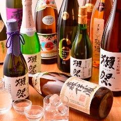 日本一の梅酒をはじめ、厳選した銘酒がたくさんございます!