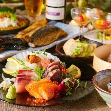 完全個室完備 炉端×鮮魚 まな板の上のサカナ 千葉店 コースの画像
