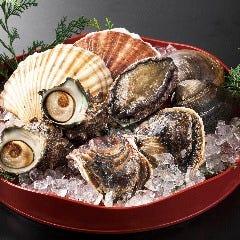 本日の貝料理