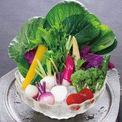 大和田野菜のバーニャカウダ
