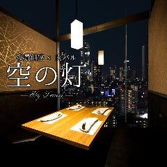 夜景ビアガーデン 空の灯 新橋イメージ