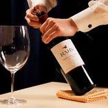 厳選したカリフォルニアワインをお得に楽しめます!