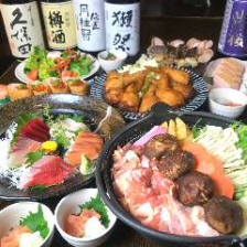2時間飲み放題付宴会コース3200円~
