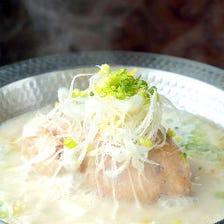 クオンズ特製サムゲタン鍋