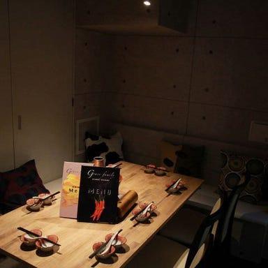 Grace Family 火鍋 恵比寿店  店内の画像