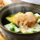 青さ豆腐と出汁巻き卵