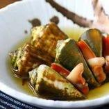 チャンバラ貝の旨煮