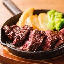 お肉好きも大満足!多彩な部位を堪能
