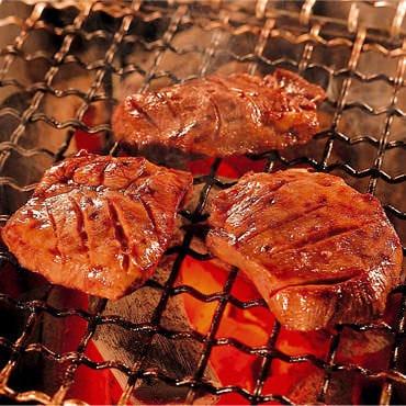 完全個室居酒屋 牛タン&肉寿司食べ放題 奥羽本荘 上野店 こだわりの画像