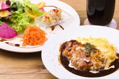 NIJIYA cafe&dining  メニューの画像