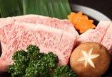 ☆飛騨牛を食べ放題で楽しめる飛騨特選コース5980円(税抜)☆