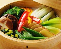 温野菜 せいろ蒸し