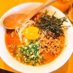 鶏ポタラーメン THANK 大門店