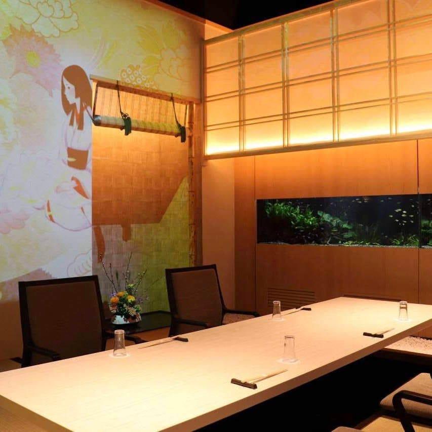 日本昔話をモチーフにした「竹取物語」「鶴の恩返し」コース登場
