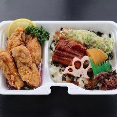 鶏竜田揚弁当