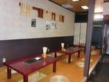 最大宴会40名様まで 昭和20年創業以来、変わらぬ味のある店内