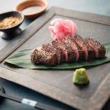 旬の美味と国産牛◆四季を彩る旬素材、和牛はお好みの楽しみ方で