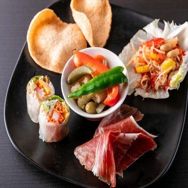 Asian Dining &Bar SAPANA パレスサイド店 コースの画像