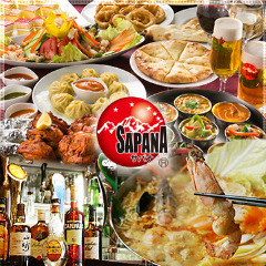 Asian Dining &Bar SAPANA パレスサイド店