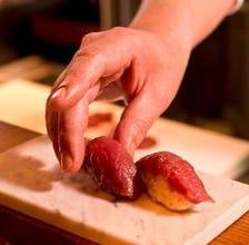 [出来たて]注文後に握る本格寿司