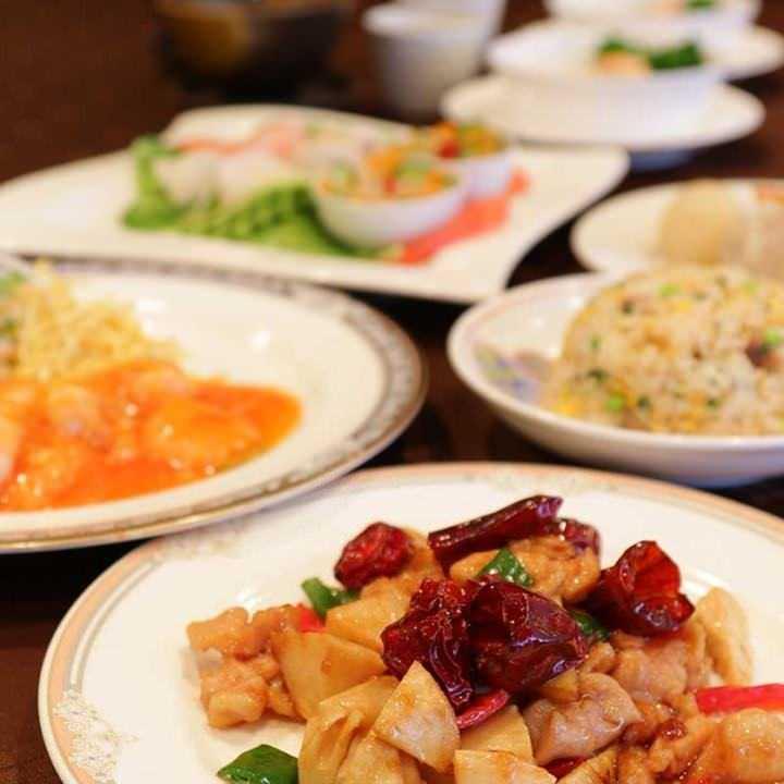 中国レストラン雪園