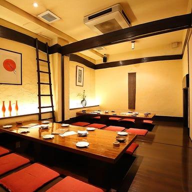 RELAX DINING たご作 阪急高槻店 店内の画像