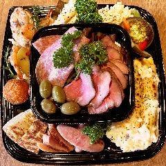 豪華!『肉屋の前菜オードブル』