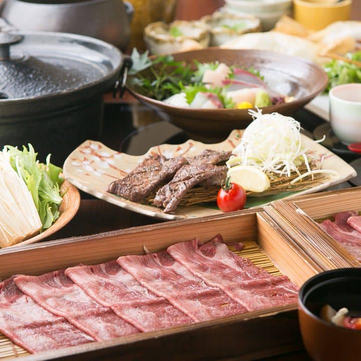 各種宴会に!選べる多彩なコース料理