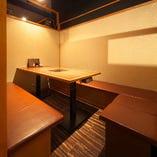 【1階】テーブル席完全個室(最大8名様)