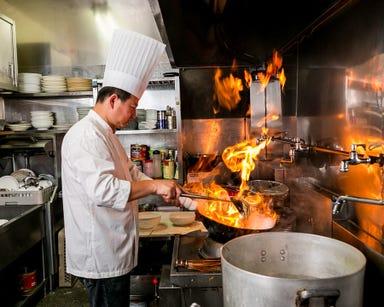 宴会中華食べ飲み放題 星宿飯店 錦糸町店 メニューの画像