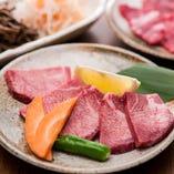 豚・鶏・牛タン・牛ホルモンもすべて国産を使用