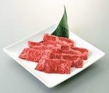和牛 カルビ(ナカ・ソト・インサイド)