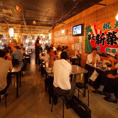地魚屋台 茨木豊丸  店内の画像