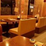 テーブル席(2名様~)