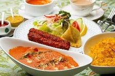 インドの風を感じる美食の数々