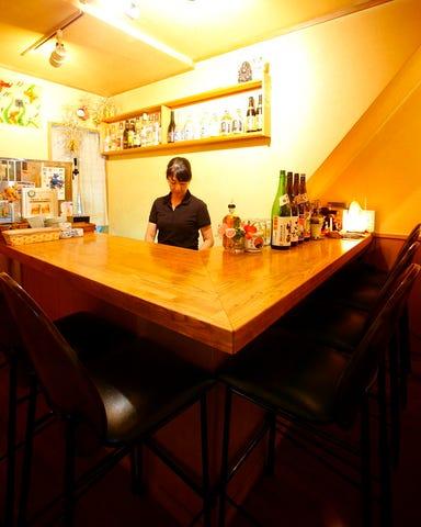 京のおばんざい MORITOSHI  店内の画像