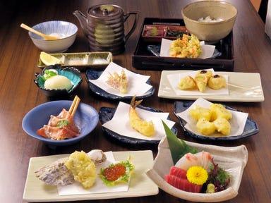 天ぷらとワイン 天星  コースの画像