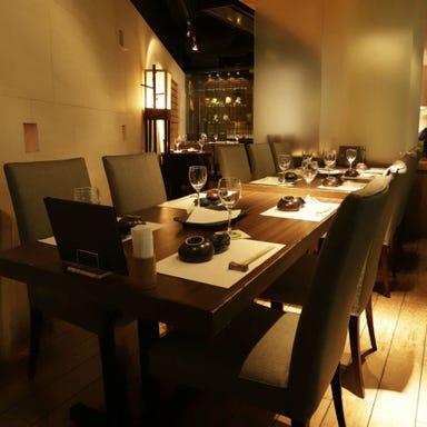 天ぷらとワイン 天星  店内の画像