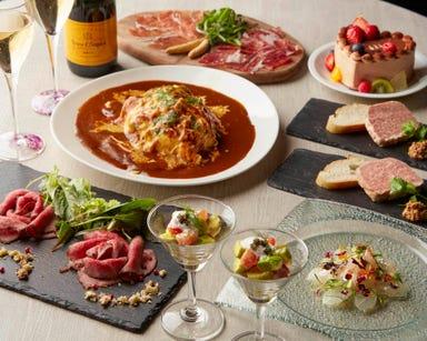 3×3 DINING LOUNGE  コースの画像